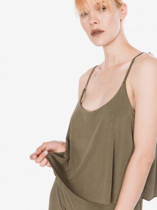 VERO MODA WOMAN METTI 2 LAYER ABK DRESS