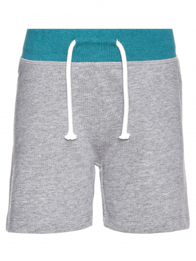 Pantalones Cortos Niño Gris Name It