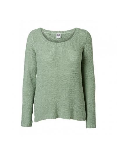 Knitwear Woman Green Water Vero Moda