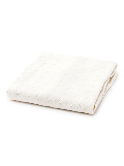 Xaile em tricô de algodão e nylan Mayoral