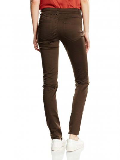 Pants Woman Brown Only