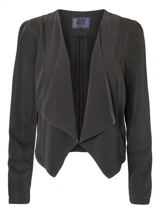 Blazer Woman Grey Vero Moda