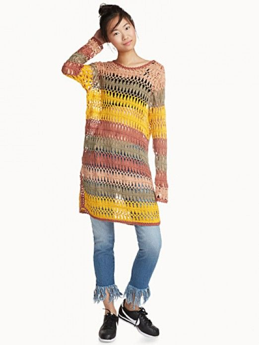 Pullover Woman Multicolor Noisy May