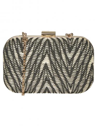 Handbag Woman Golden Vero Moda