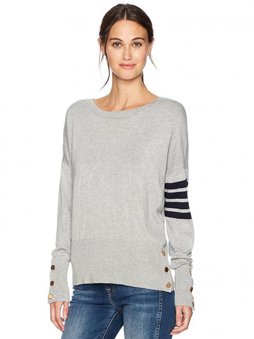 Knitwear Woman Grey Vero Moda