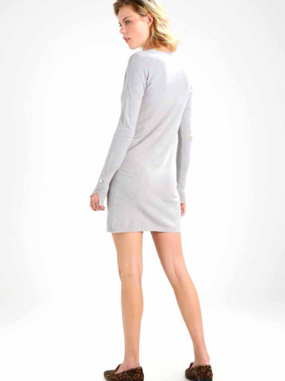 Dress Woman Grey Vero Moda