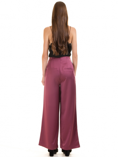 Pants Woman Old Pink Vila