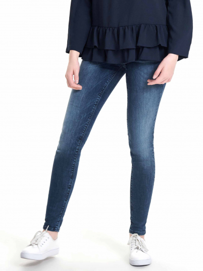 JEANS MULHER CORAL ONLY