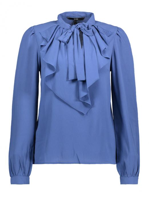 Shirt Woman Blue Vero Moda