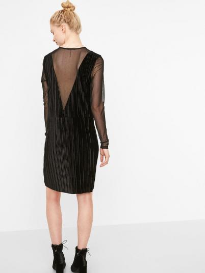 Dress Woman Black Vero Moda