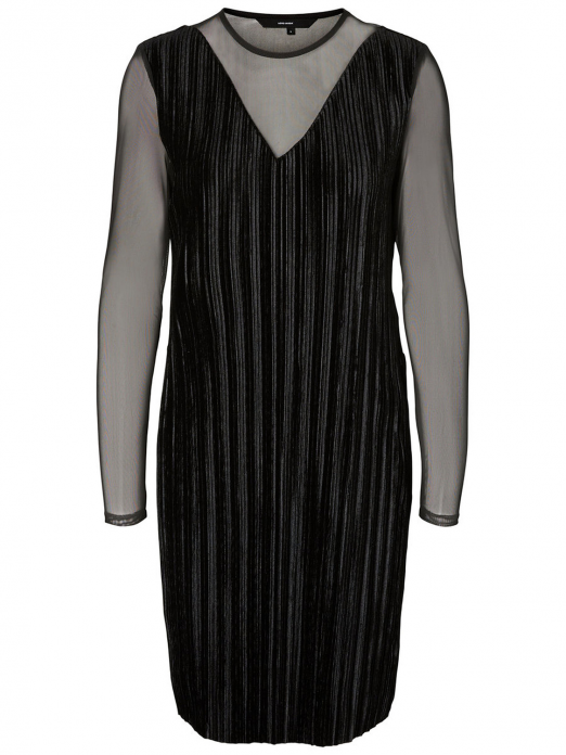Dress Woman Black Vero Moda