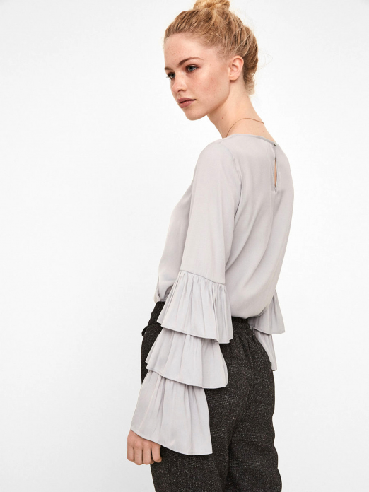 Shirt Woman Grey Vero Moda