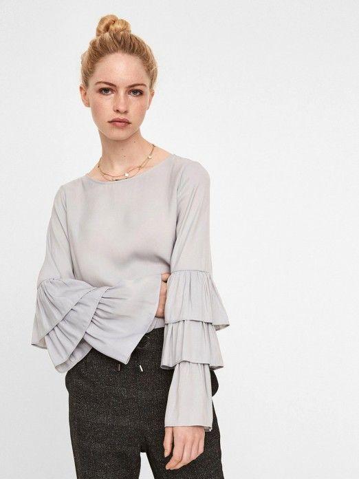 Blusa Mulher Emma Vero Moda