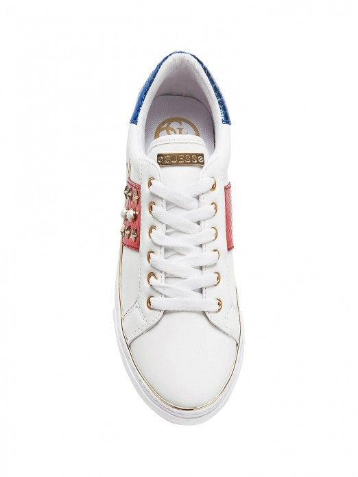 SAPATILHA MULHER GAMER ACTIVE LEATHER GUES
