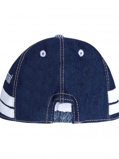 Chapéu com apliques bordados para bebé menino Mayoral