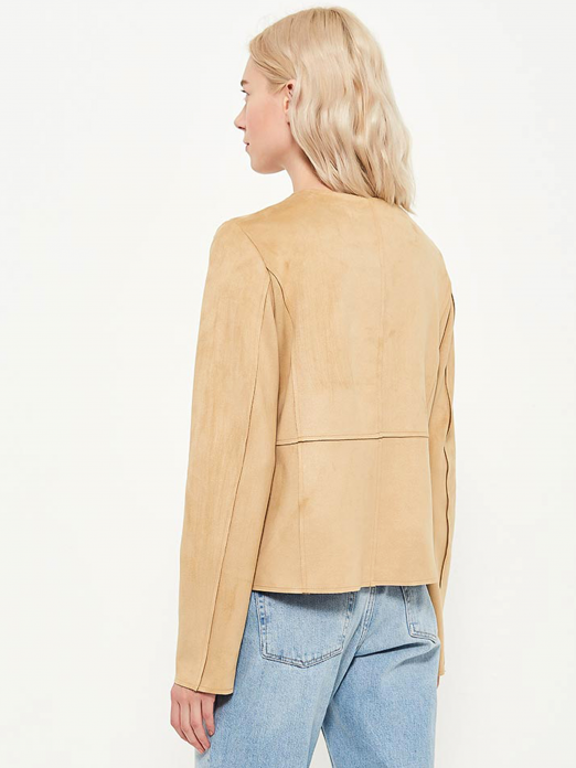 Jacket Woman Beige Vero Moda