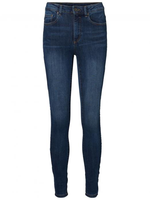 Jeans Woman Dark Jeans Vero Moda