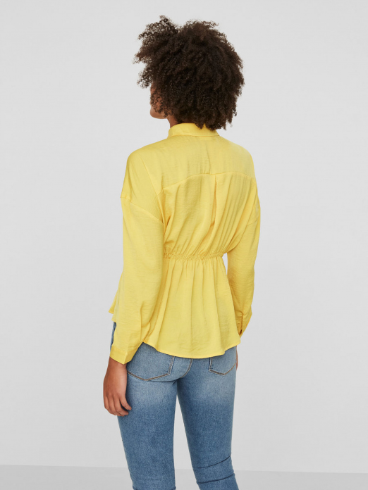 Shirt Woman Yellow Vero Moda