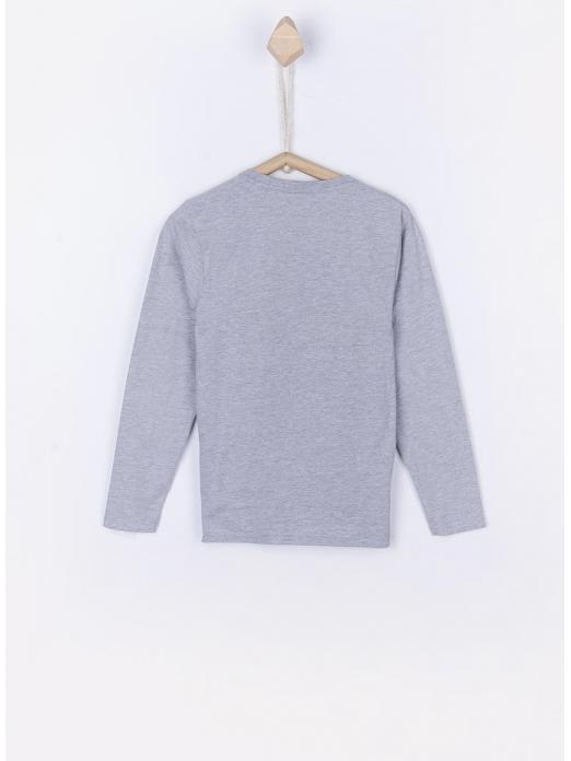 Sweatshirt Menino Edo Tiffosi