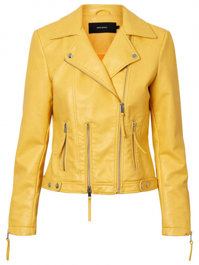 Jacket Woman Yellow Vero Moda