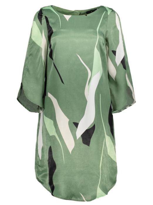 Dress Woman Green Vero Moda