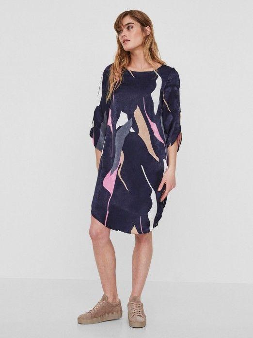 Vestido Mulher Laksmi Vero Moda