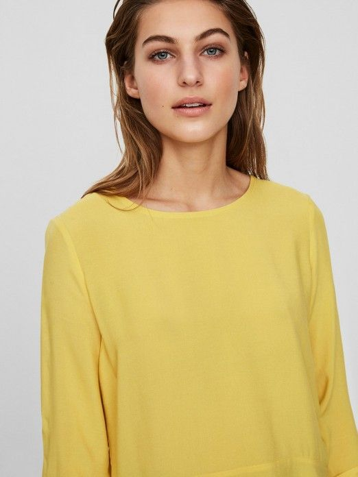 Blusa Mulher Boca Vero Moda