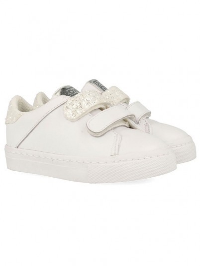 Sneakers Baby Girl White Gioseppo