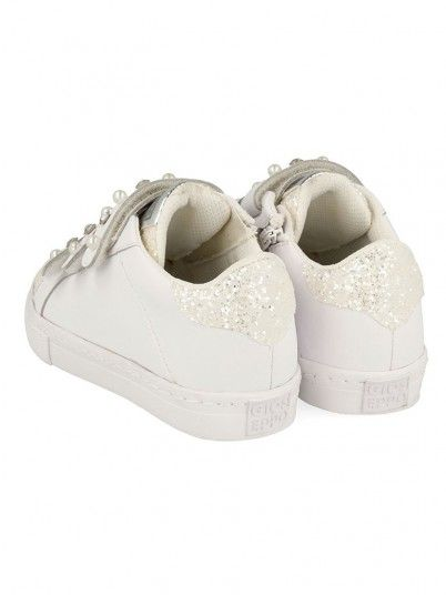 Sneakers Girl White Gioseppo
