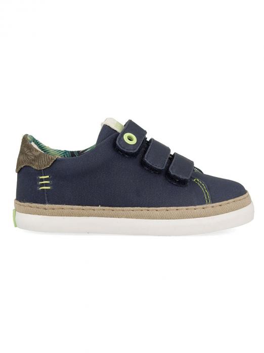 Sneakers Boy Navy Blue Gioseppo