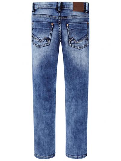 Jeans de menino slim fit Mayoral