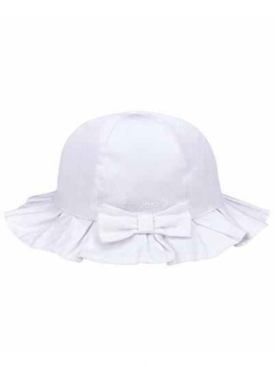 Chapéu para bebé menina com laço decorativo Mayoral