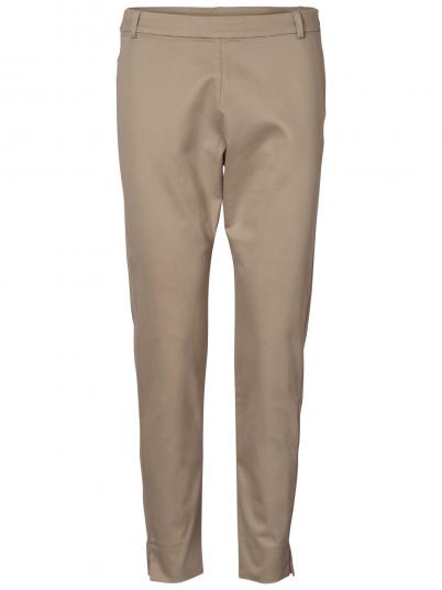 Pants Woman Beige Vero Moda