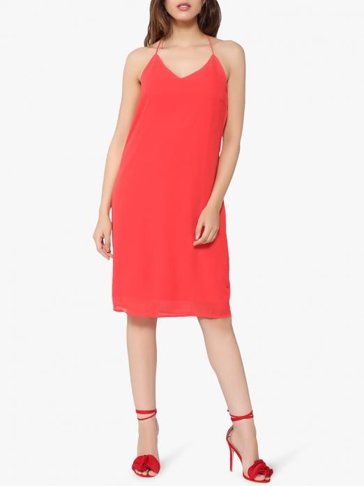 Dress Woman Red Vero Moda