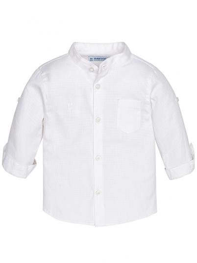 Camisa baby menino gola Mayoral