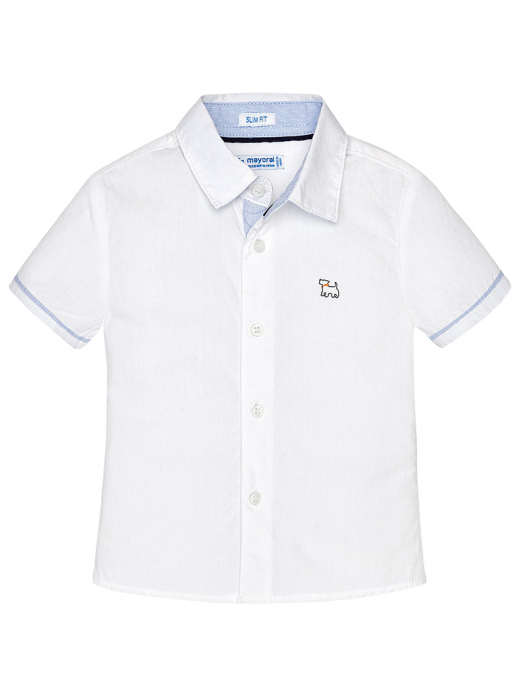 Camisa bebé menino manga curta Mayoral