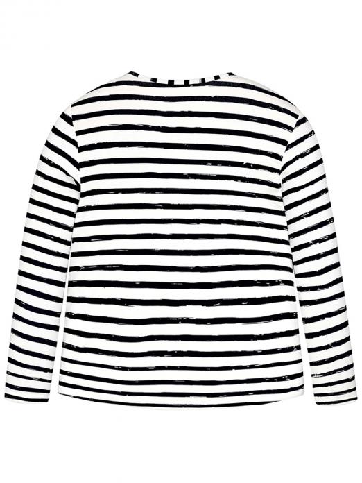 fdaa7b938 T-shirt de manga comprida para menina Mayoral