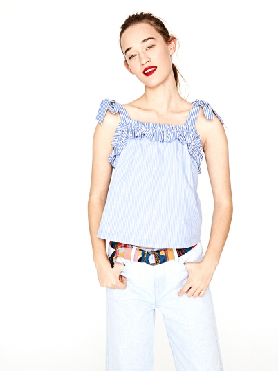 TOP MULHER MILEY PEPE JEANS