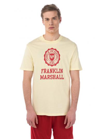 T-SHIRT HOMEM FRANKLIN MARSHALL