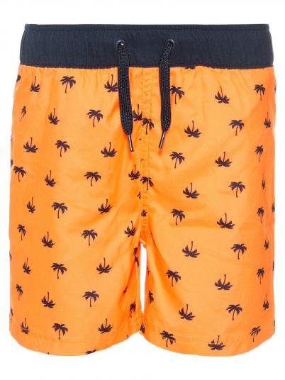 Pantalones Cortos Niño Naranja Name It