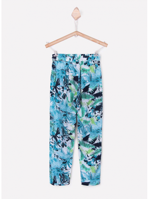 Pants Girl Blue Tiffosi Kids
