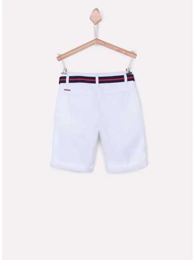 Shorts Boy Cream Tiffosi Kids
