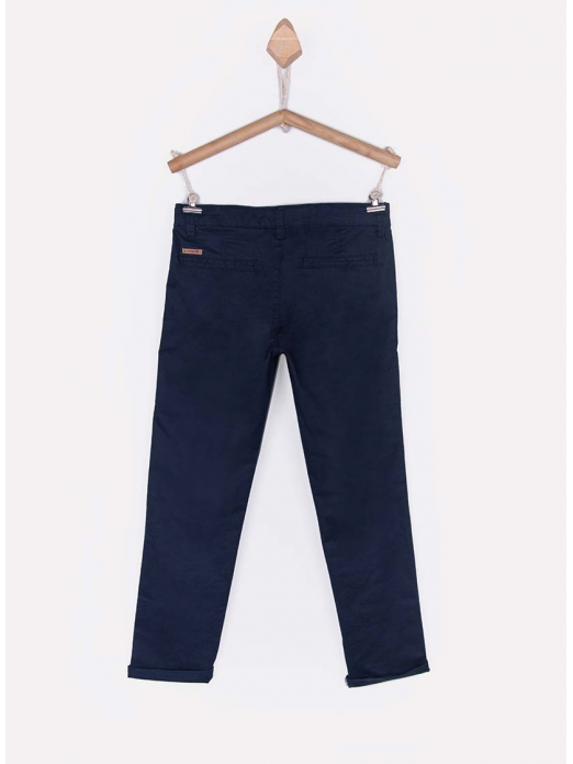 Jeans Boy Navy Blue Tiffosi Kids