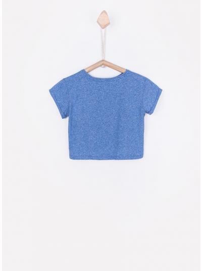 T-Shirt Menina Bolande Tiffosi