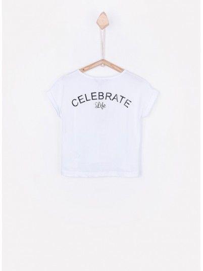 T-Shirt Menina Gibraltar Tiffosi