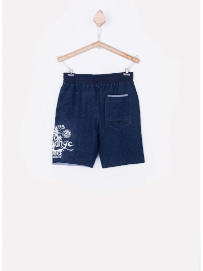 Shorts Boy Dark Blue Tiffosi Kids