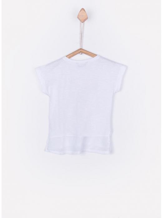 T-Shirt Menina Hatice Tiffosi