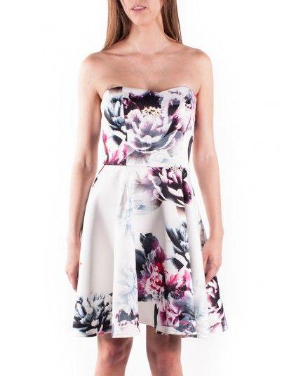 Dress Woman Floral Lipsy