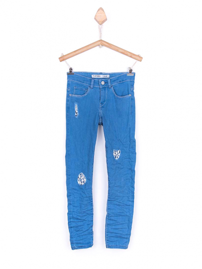 Jeans Girl Light Jeans Tiffosi Kids