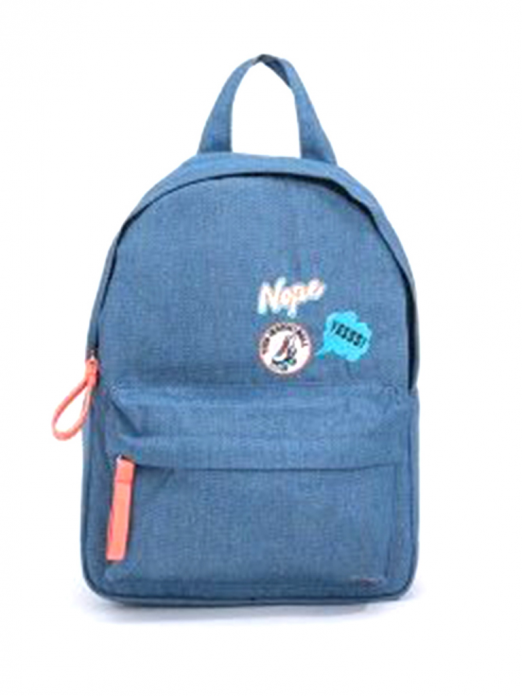 Backpack Girl Jeans Tiffosi Kids